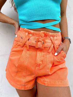 Shorts Pietra Cenoura