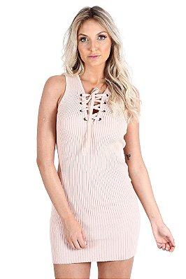Vestido Retilínea Barbie