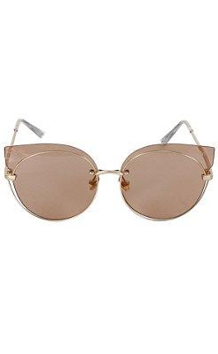 Óculos Lente Clara Gatinho