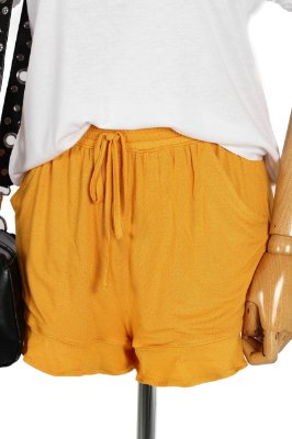 Shorts Florence Yellow