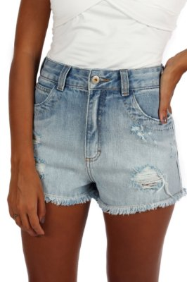 Shorts Denim Hot