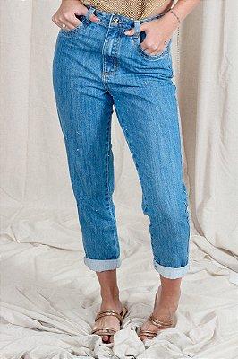 Calça Mom's Jeans