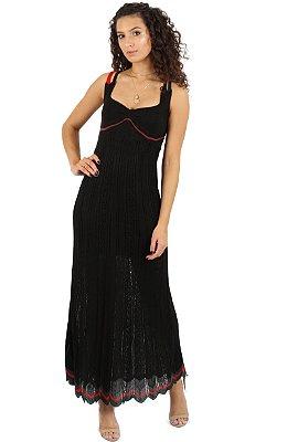 Vestido Linha Gabanna
