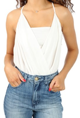 Body Top Branco