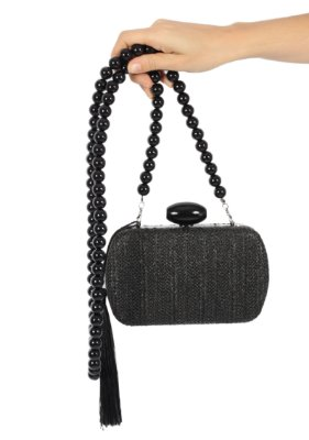 Bolsa Clutch Black
