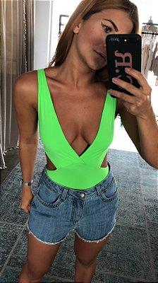 Body Gigi Verde Neon