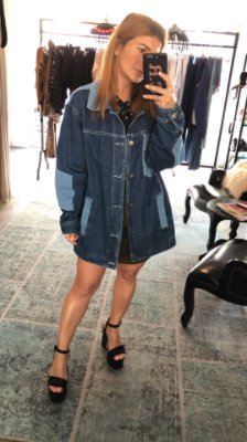 Denim Jacket Soho