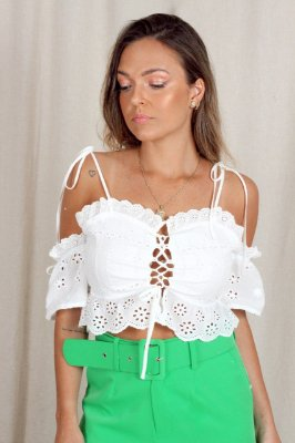 Cropped Laise Milena