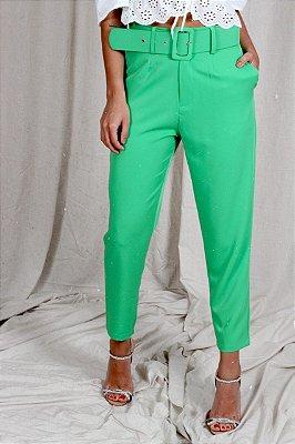 Calça Alfaiate Verde