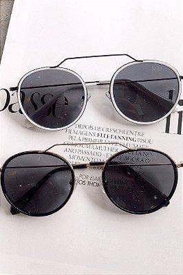 Óculos Leah Liso