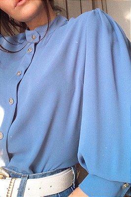 Camisa Isadora Azul
