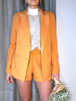 Shorts Gigi Amarelo