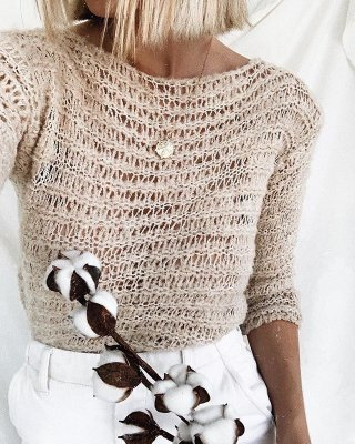 Tricot Natural