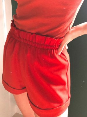 Shorts Gigi Vermelho
