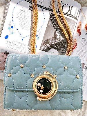 Bolsa Constelação Azul