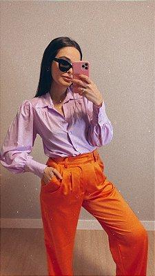 Camisa Havanna Lilac