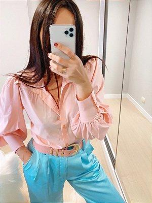 Camisa Havanna Rosa Candy