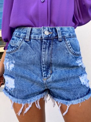 Shorts Laura Jeans
