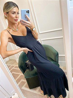 Vestido Lili Preto