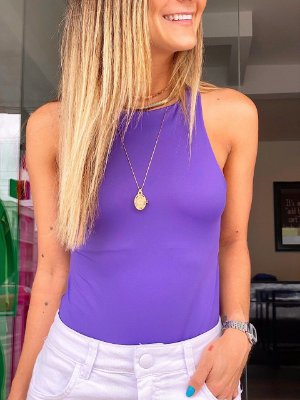 Body Celine Roxo NEW