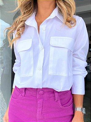 Camisa Bassi Branca