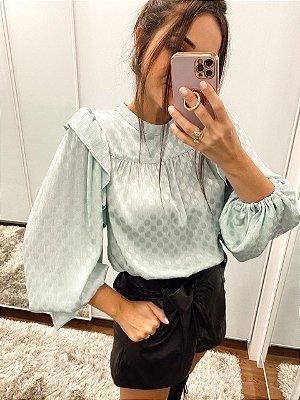 Blusa Lara Clorofila