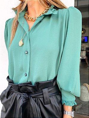 Camisa Antônia Verde