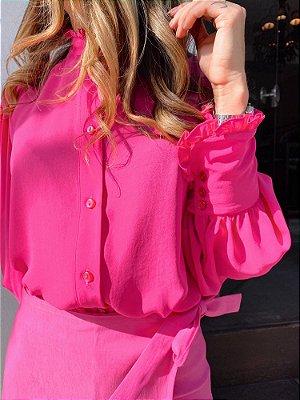 Camisa Antônia Pink