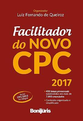 Facilitador do novo CPC