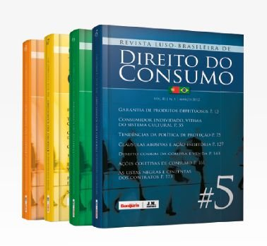 Revista Luso-Brasileira de Direito do Consumo - Assinatura 1 ano