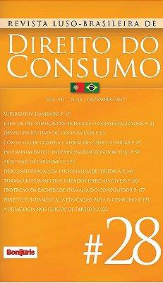 Revista Luso-Brasileira de Direito do Consumo Volume VII - Avulsa