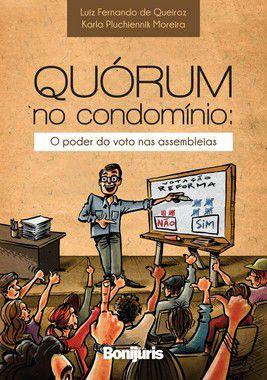 Caixa com 20 livros - Quórum no condomínio: o poder do voto nas assembleias