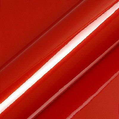 "Adesivo para Envelopamento Automotivo Alto Brilho Metálico Cor ""Papaye Orange Gloss"" Kit Carro Completo"