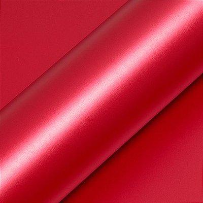 """Adesivo para Envelopamento Automotivo Fosco Cor """"Rouge Groseille Mat"""" Carro Completo"""