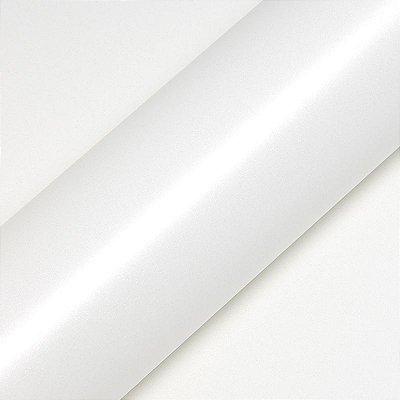 """Adesivo para Envelopamento Automotivo Fosco Cor """"Blanc Lapon Pailleté Mat"""" Carro Completo"""