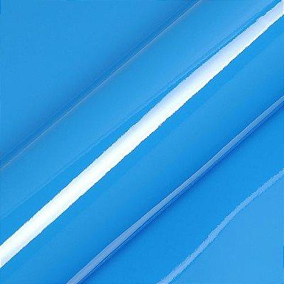 """Adesivo para Envelopamento Automotivo Alto Brilho Cor """"Olympic Blue Gloss"""" Carro Completo"""
