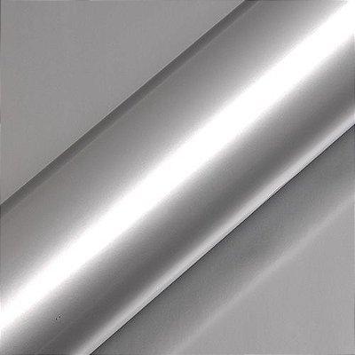 Adesivo para Envelopamento Automotivo Alto Brilho Cor "Silver Gloss" Carro Completo