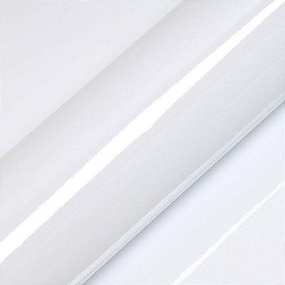 "Adesivo para Envelopamento Automotivo Alto Brilho Cor ""Glacier White Gloss"" Carro Completo"