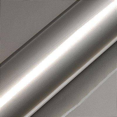 "Adesivo para Envelopamento Automotivo Alto Brilho Cor ""Bronze Grey Gloss"" Kit Carro Completo"
