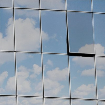 """Película para Vidro Comercial Espelhada de Alta Redução de Calor """"Specchio Silver 05"""""""
