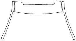 """Película ClearShield de Proteção de Pintura Transparente Super Brilho """"Kit Coluna Dianteira/Faixa Teto"""" Audi RS7 Sportback Ano 2011/2018"""