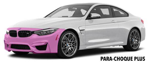 """PPF - Película de Proteção de Pintura Transparente ClearShield """"Sedan / Para-choque Plus"""""""