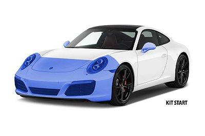 "Película de Proteção de Pintura Transparente ClearShield ""Coupé / Porsche / Kit Start"""