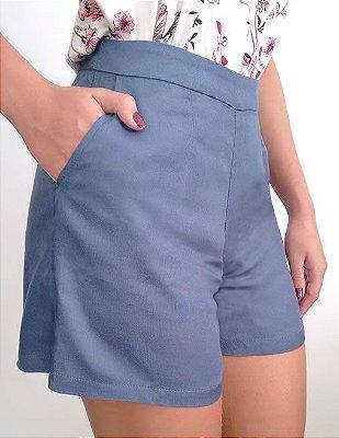 Short Mary Cinza