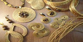 Acessórios Capim Dourado