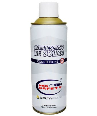 Caixa 12 Anti Respingo De Solda Safety  - 400ml