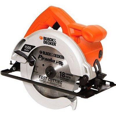 Serra Circular Black & Decker, 1500 Watts Cs1024 220v