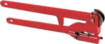 Furadeira Rebitadeira Manual Para fixar Tira Aço Porta De Aço  Jocec