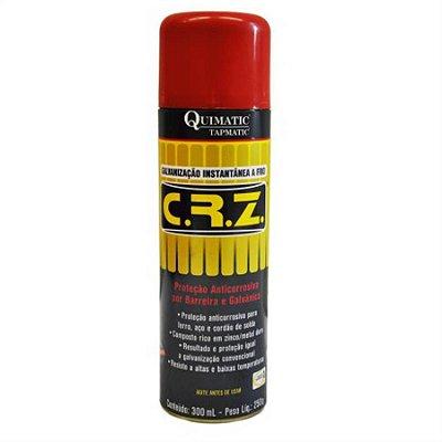 C.R.Z Composto Galvanização a Frio Spray 300 ml