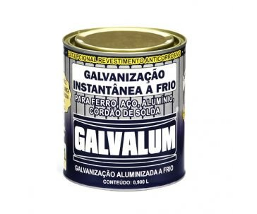 Galvanização a Frio Galvalum Instantânea 900 ml